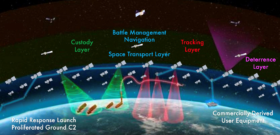SpaceX Is Awarded $149M Contract For Missile-Tracking Satellites From The Pentagon