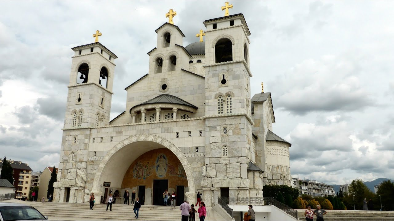 Montenegrin Church Avoids Ukraine Orthodox Church's Fate