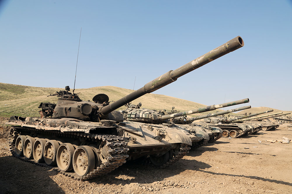 Azerbaijan Captures More Positions And Equipment, Armenia Hopes For A Russian Miracle
