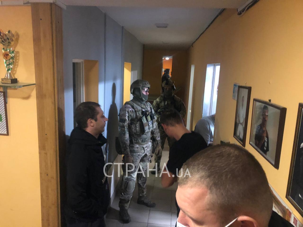 Ukrainian SBU Raids Cells Of Radical Nationalist Groups Amid Local Elections