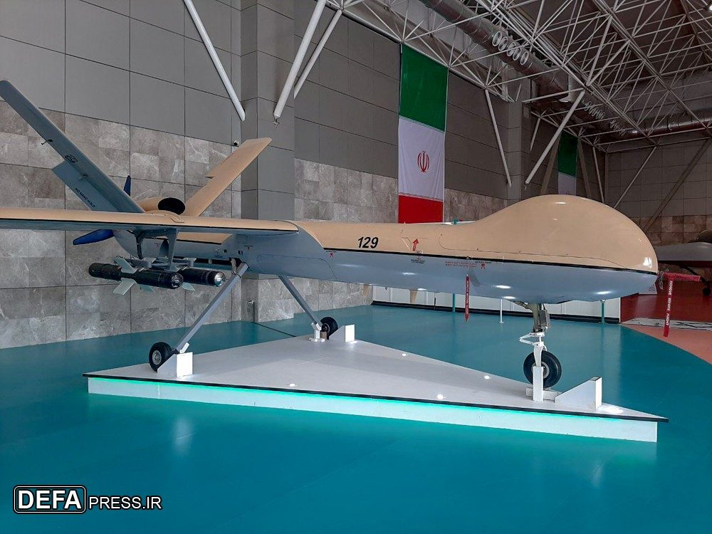 Iran Is Among World's 5 Best Producers Of Drones: Iranian Army General
