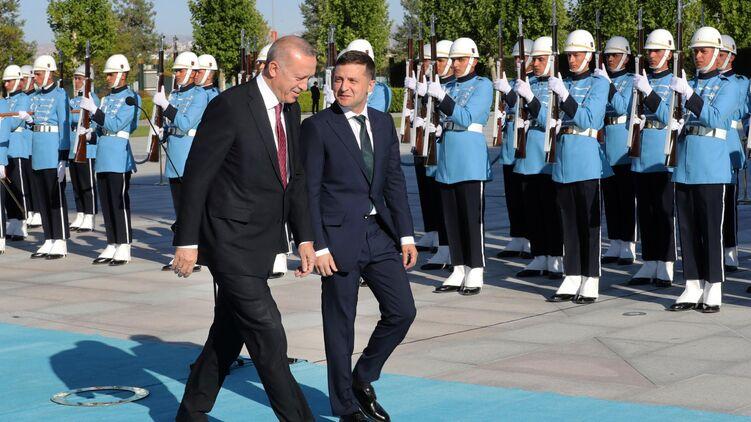 Neo-Ottomans On Globalists' Service: Erdogan Ambitious Gaze Turns Toward Crimea