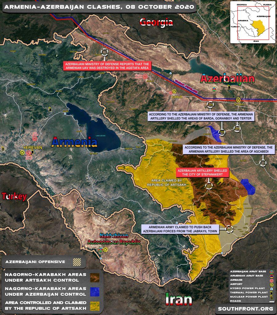 Nagorno-Karabakh: The Multipolar Conflict