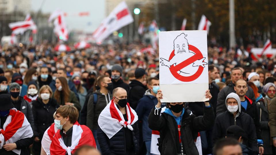 Belarus National Strike Failed, What Now?