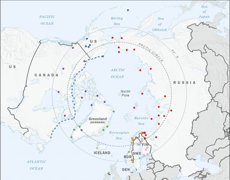 Cold War In The Arctic Is Fact, Is A Hot War Likely?