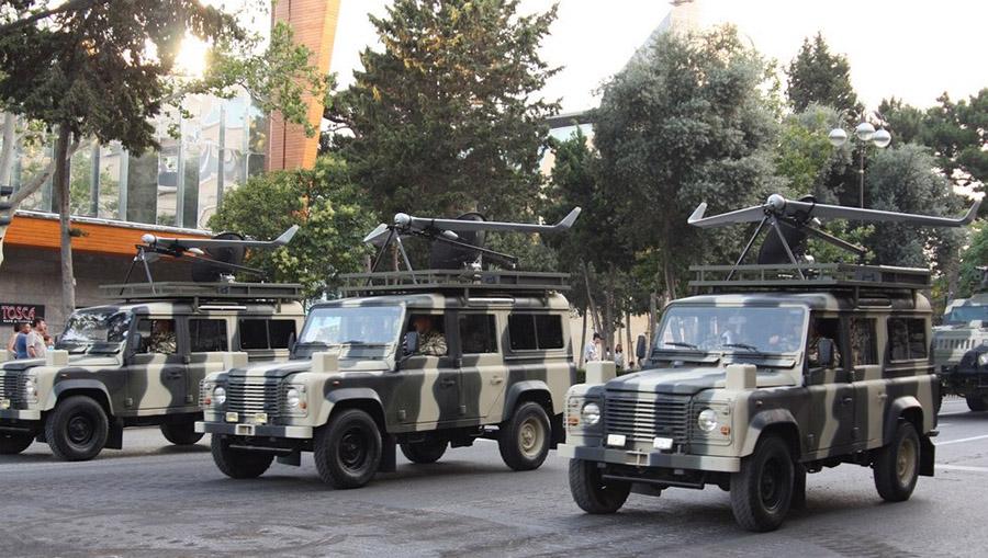 Azerbaijan's Effective Decade-Long UAV Partnership With Israel