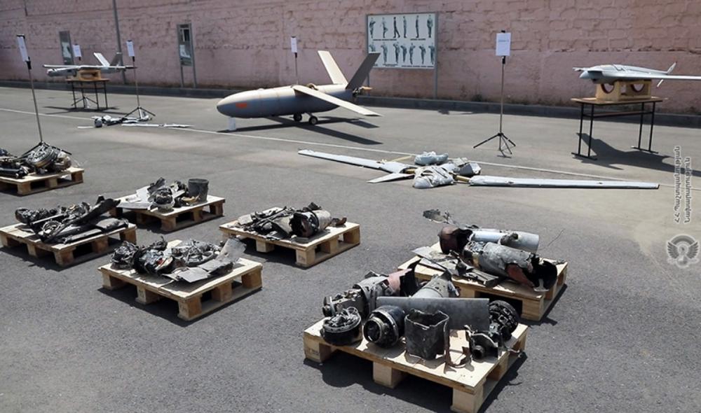 Israel Considering Halting Drone Sales To Azerbaijan, Canada Suspends Sales of Drone Parts To Turkey