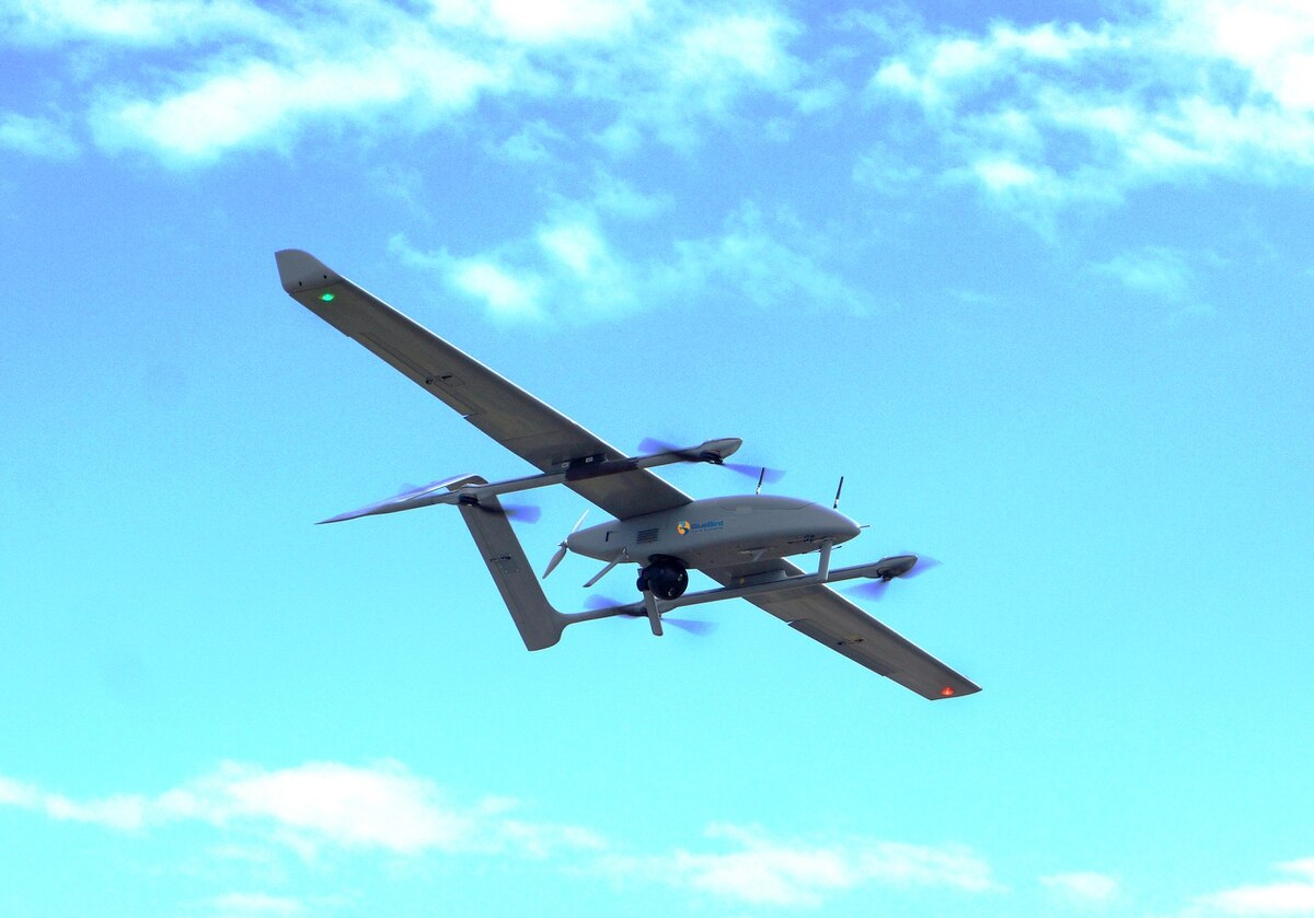 Weapons Of Karabakh War: Israel's ThunderB VTOL Reconnaissance UAV