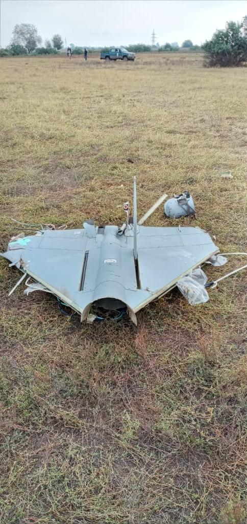 Azerbaijan Official Claims Armenian Suicide Drone Was Downed. It Is Actually Israeli-Made Drone Supplied To Baku