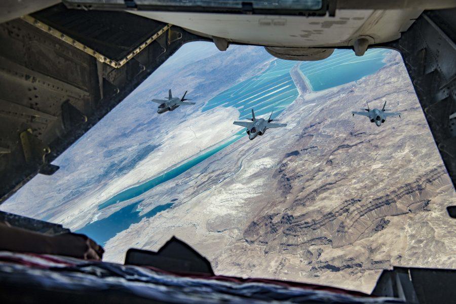 US Provided Intelligence For Recent Israeli Strikes On Syria's Deir Ezzor