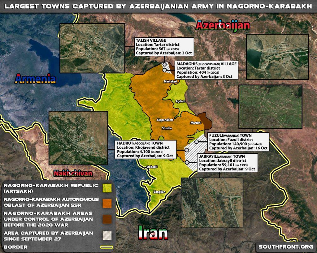 New 'Humanitarian Ceasefire' And Prospects Of Azerbaijani-Armenian War