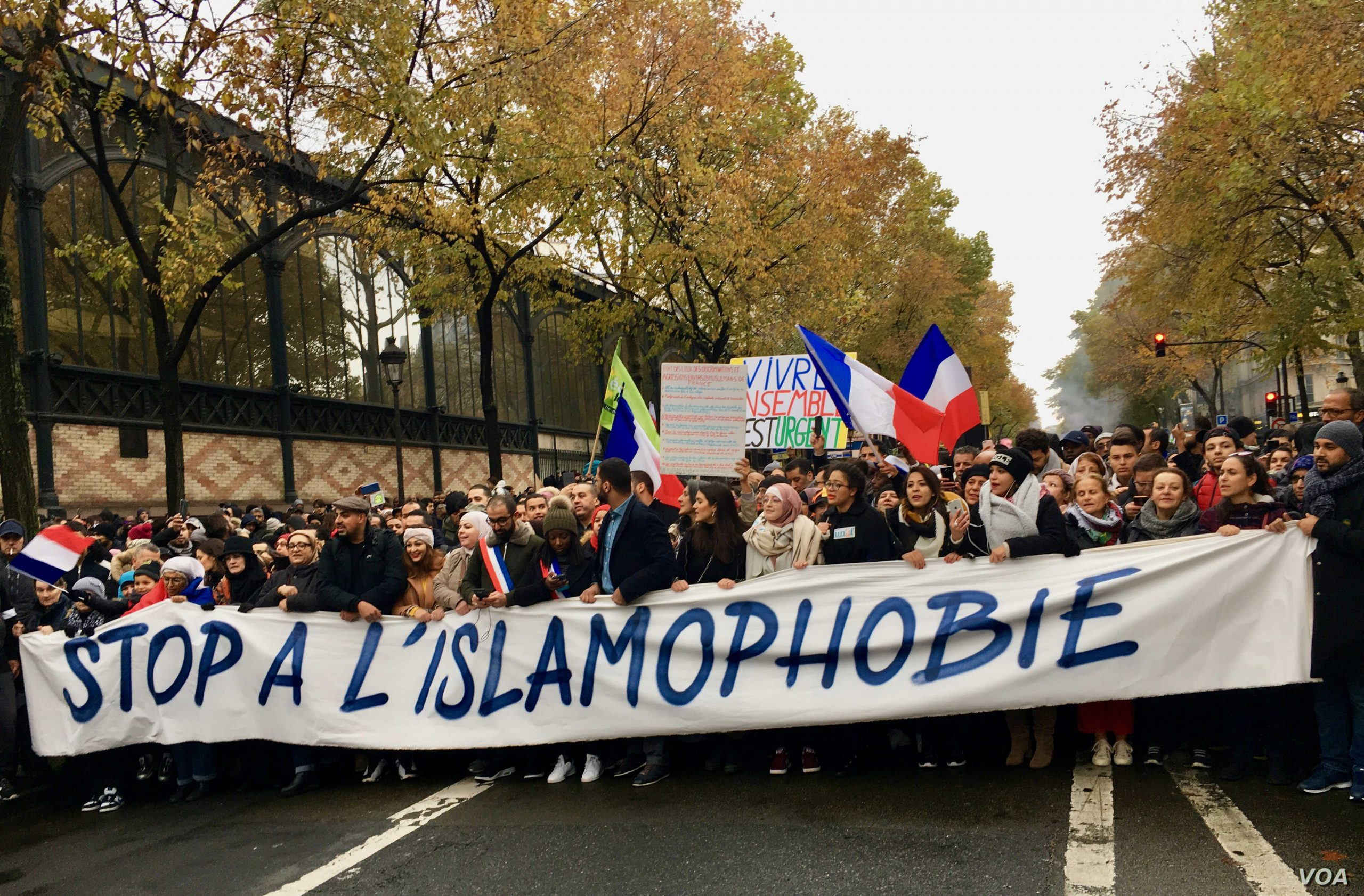 France Sees Protests, Knife Attacks And Azerbaijanis Threatening Armenians In Increasing Chaos