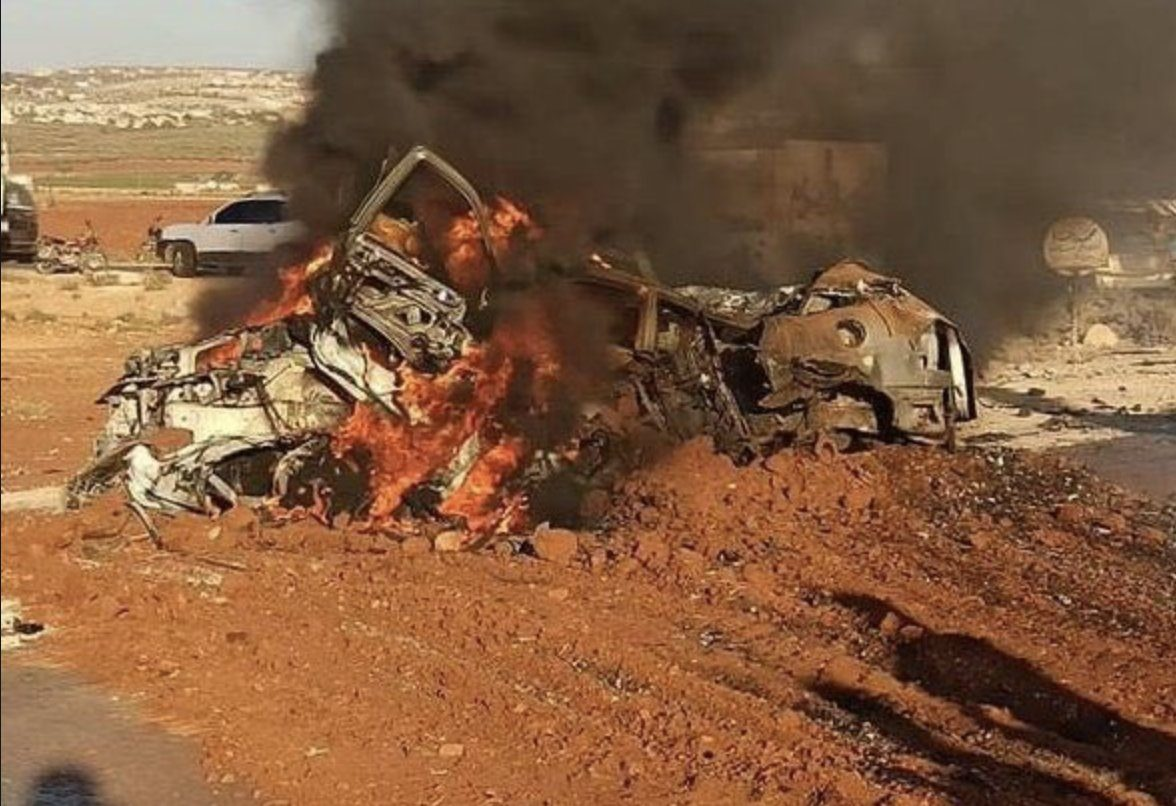 Syrian Humanitarian Worker Killed In Recent U.S. Drone Strike On Greater Idlib