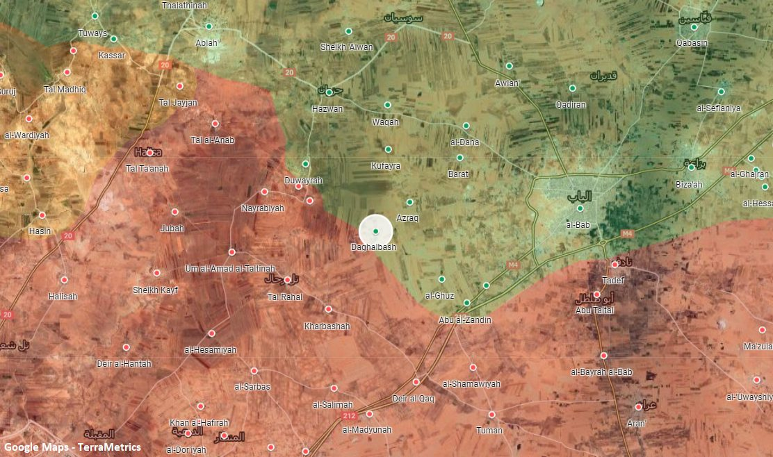Syrian Army, Local Fighters Repelled Turkish Forces Attack Near Manbij