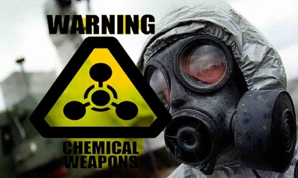 Syrian Militants To Stage Chemical Attack In Greater Idlib