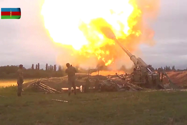 Azerbaijan Carries Out Intense Strikes On Armenian Hydropower Plant, Nagorno-Karabakh Capital