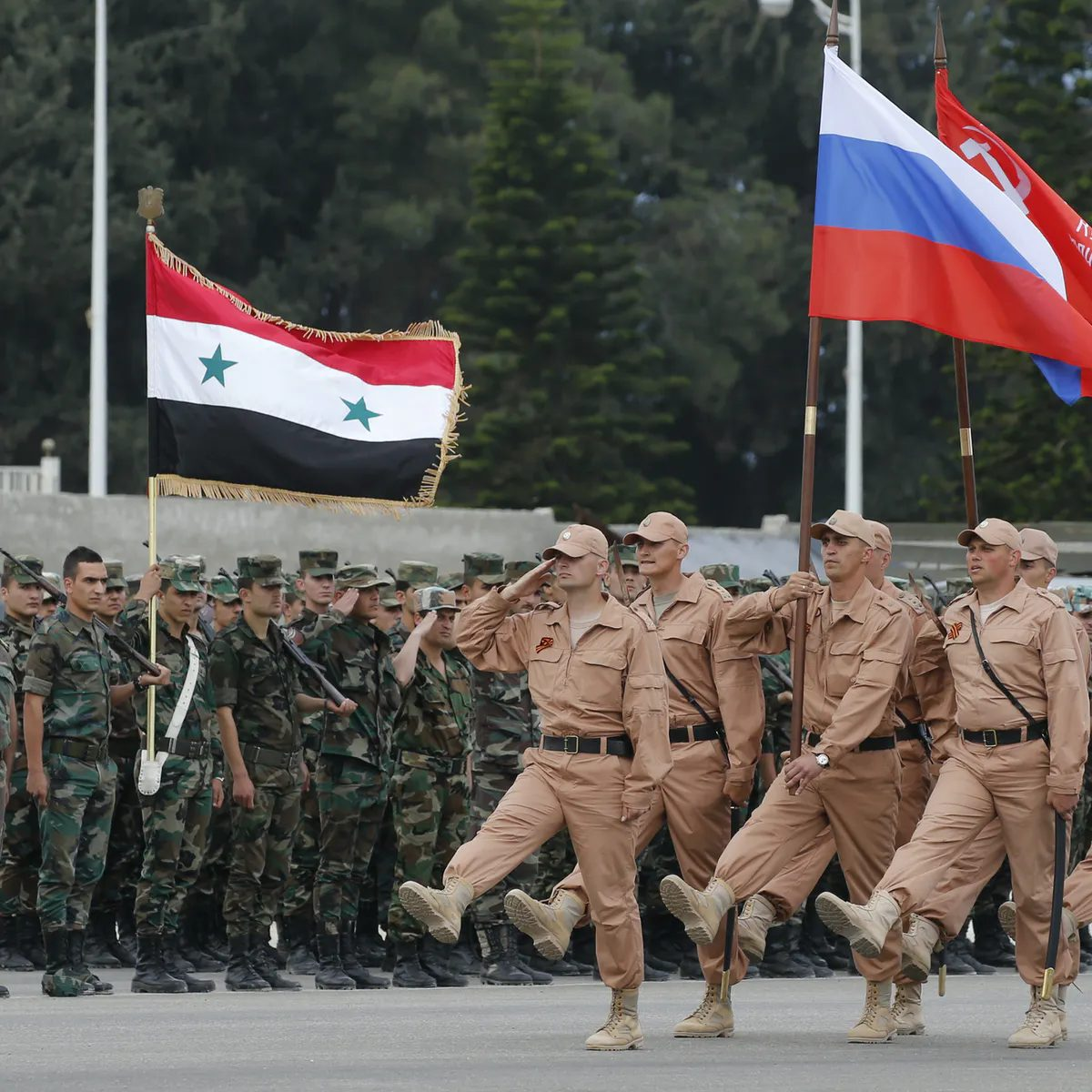 Russian Defense Minister Reviews 5 Years Of Syria Opperation