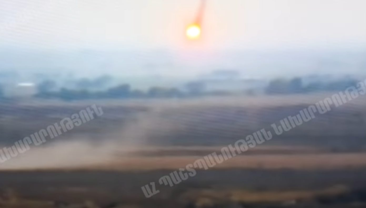 "Armenia Claims 3 Azerbaijan Warplanes Downed, Ukraine Voices Support Of ""Azerbaijan's Sovereignty"""