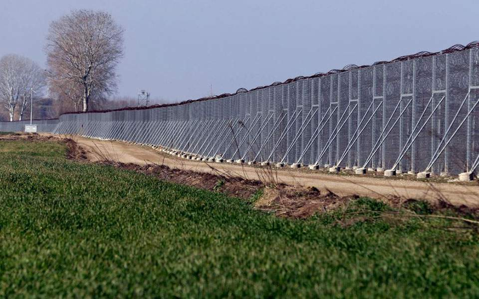 Greece To Expand Its Border Wall With Turkey