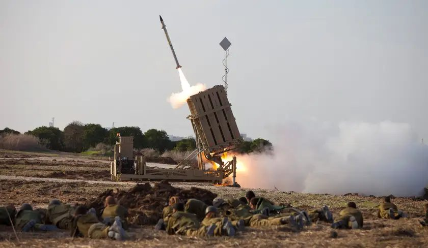 Rocket Fired From Gaza Into Israel, IDF Responds With Airstrikes