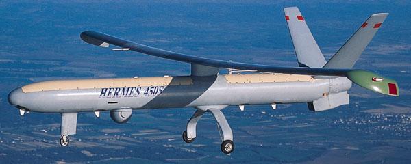 Weapons of Karabakh War: Israel's Hermes 450 Medium-Size Multi-Payload UAV
