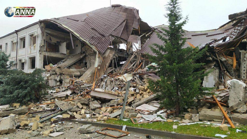 Armenia Shelled Ganja City While Stepanakert Is Under Azerbaijani Fire (Video, Photos)