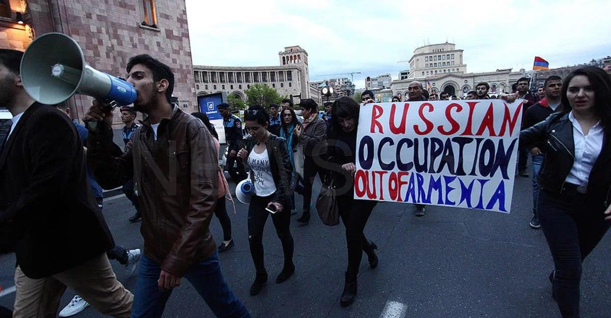 Where Is Russia? And Other Rhetorical Questions Being Asked In Armenia