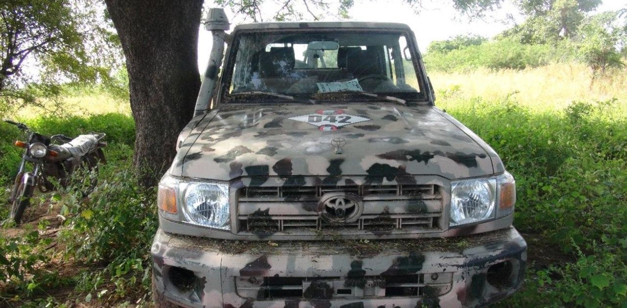 ISIS Released Video, Photos Of Recent Clashes In Nigeria's Borno
