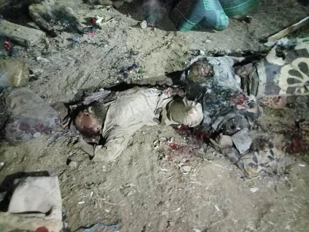 Al-Qaeda Commanders, Smugglers & Tribal Leaders Killed In U.S. Strike On Syria's Greater Idlib (Photos 18+)