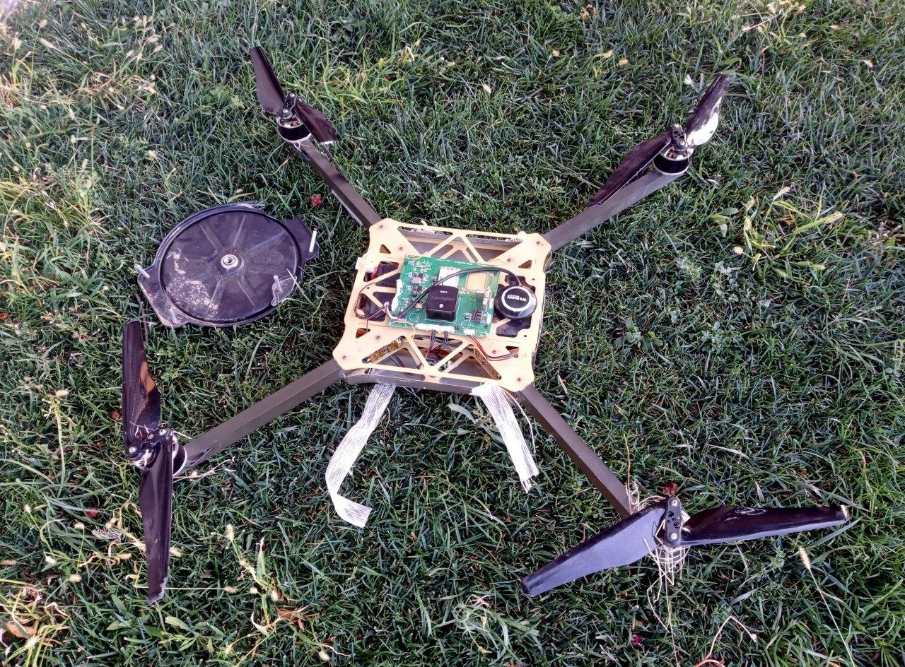 Azerbaijani Forces Downed  Armenian Suicide Drone (Photos)