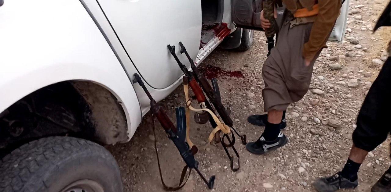 ISIS Shared Photos Of Recent Attack In Iraqi Kurdistan