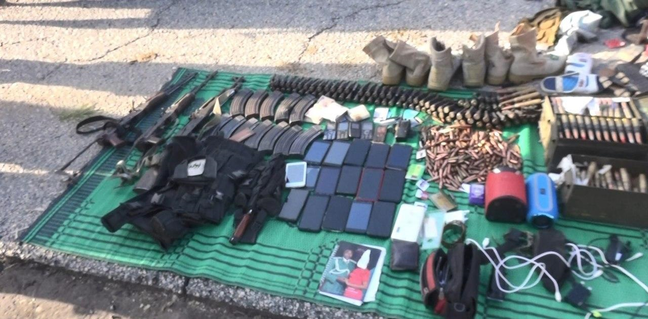 ISIS Shared Photos Of Recent Ambush In Nigeria's Borno