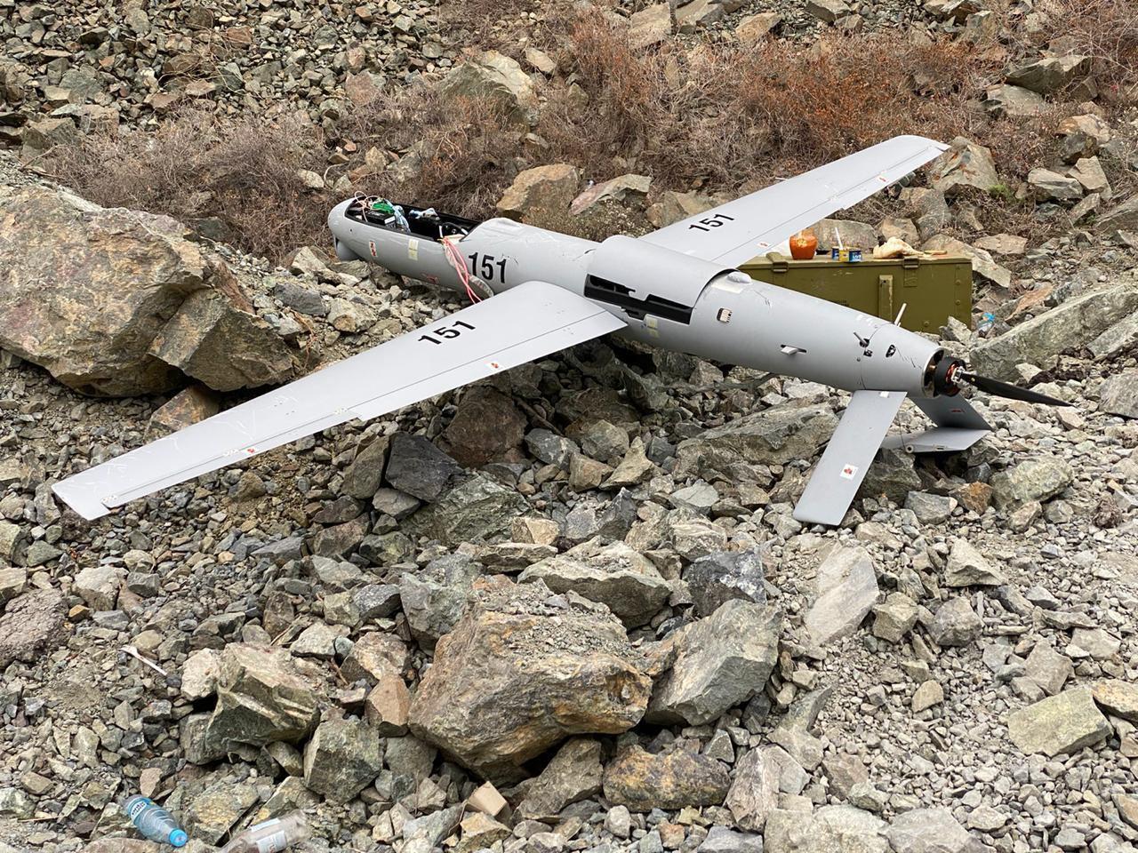 Armenia Downs UAV, Vows Azerbaijan Won't Have Nagorno-Karabakh, Ceasefire Entirely Failed