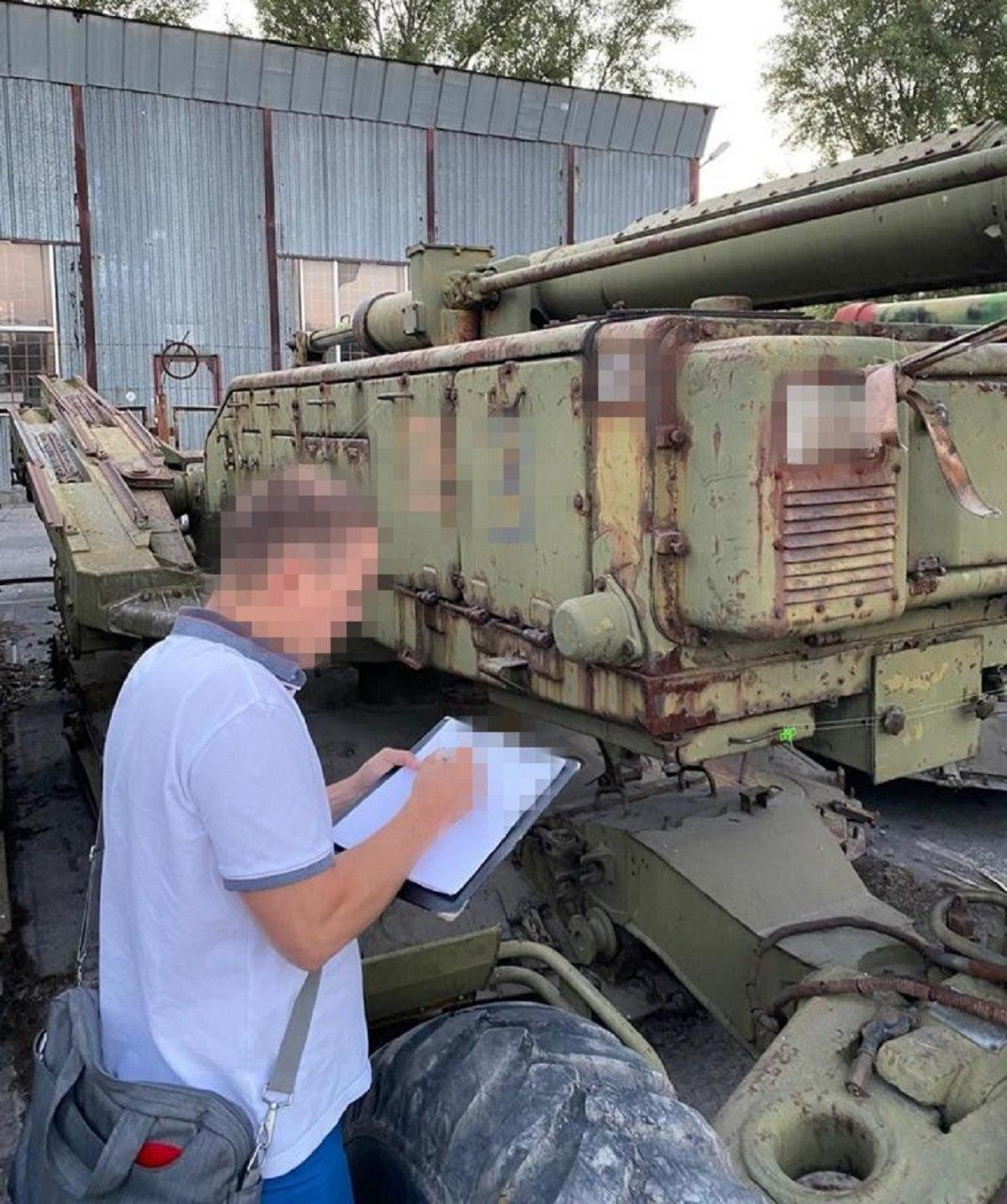 Ukraine - Land Of Opportunities: Selling Smuggled Soviet Air Defense Systems, Own Sovereignty And More