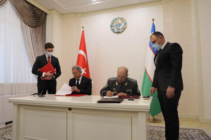 Ghost Of Army Of Great Turan: Turkey And Uzbekistan Sign Military Cooperation Agreement