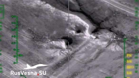 Russian Airstrike Allegedly Kills ISIS Commander Behind General Gladkhikh's Death