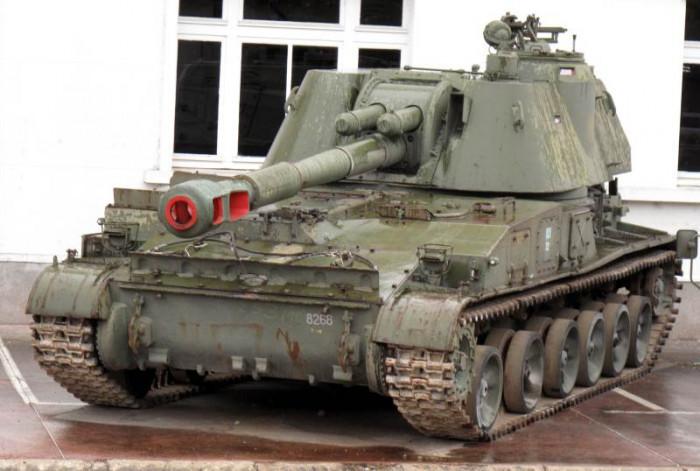 Weapons Of Karabakh War: 2S3 Akatsiya Self-Propelled Howitzer