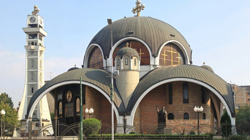 "Push For ""Autocephalous"" Montenegro Church Failed, It's Now North Macedonia's Turn"