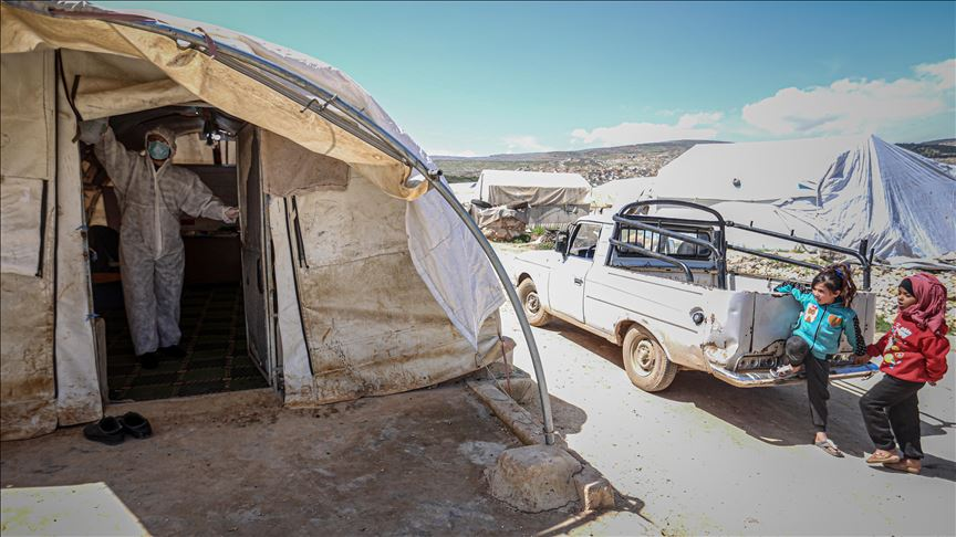 Syrians Were Allowed To Leave Al-Hol Camp