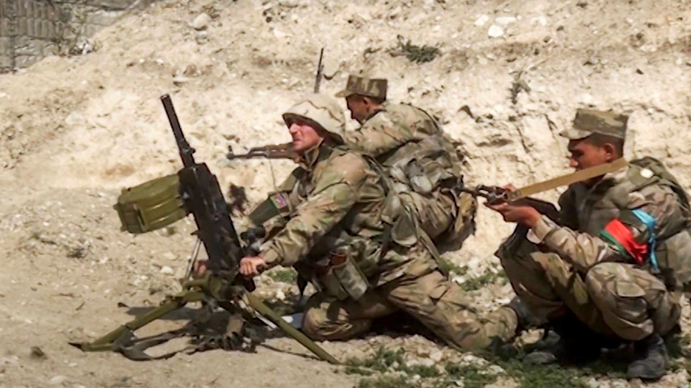 """Azerbaijani Officers Are """"Unhappy"""" With Turkish Command, Despite Success In Karabakh"""