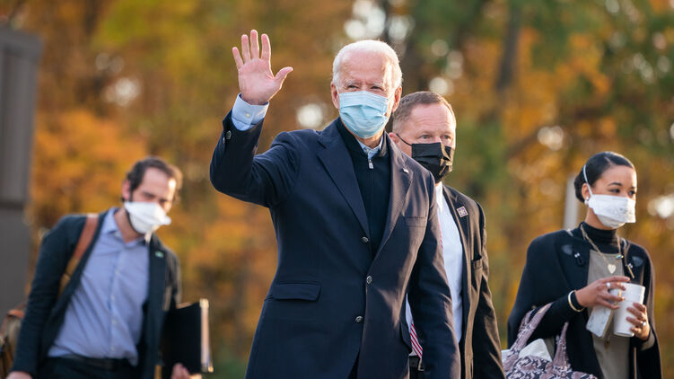 Kiev Regime Pins Hope On Joe Biden In U.S. President Election Standoff