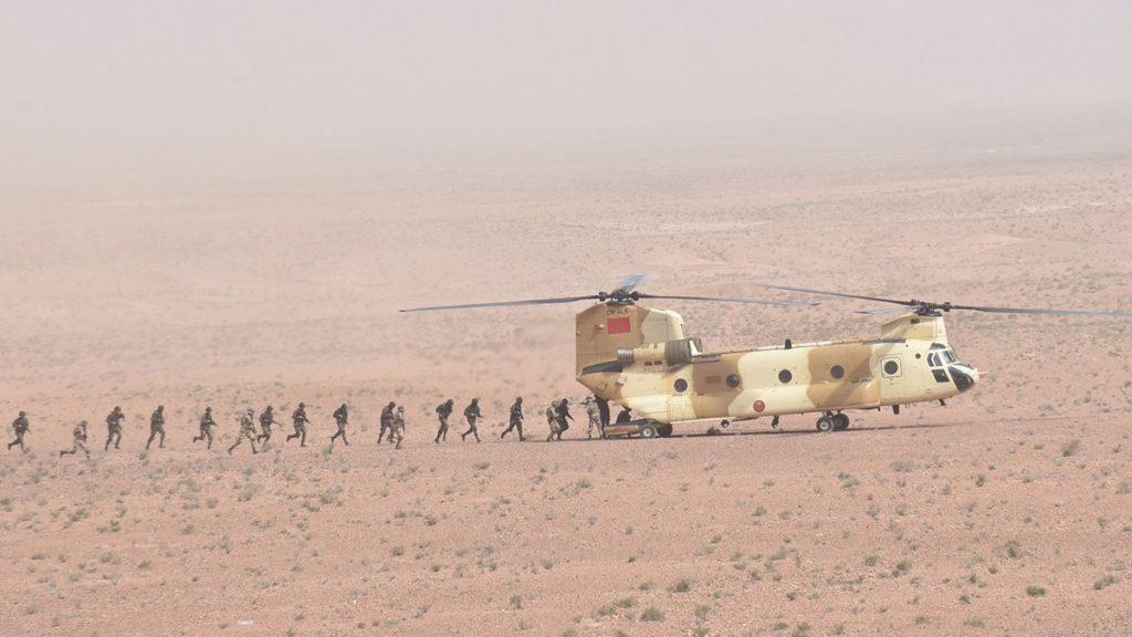 War Started In Western Sahara