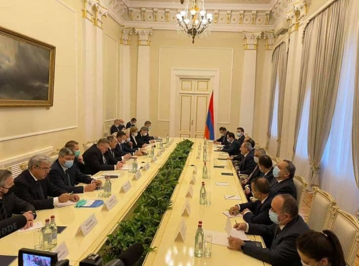 High-Ranking Russian Delegation Came To Baku And Yerevan, While Turkey To Send Forces To Azerbaijan