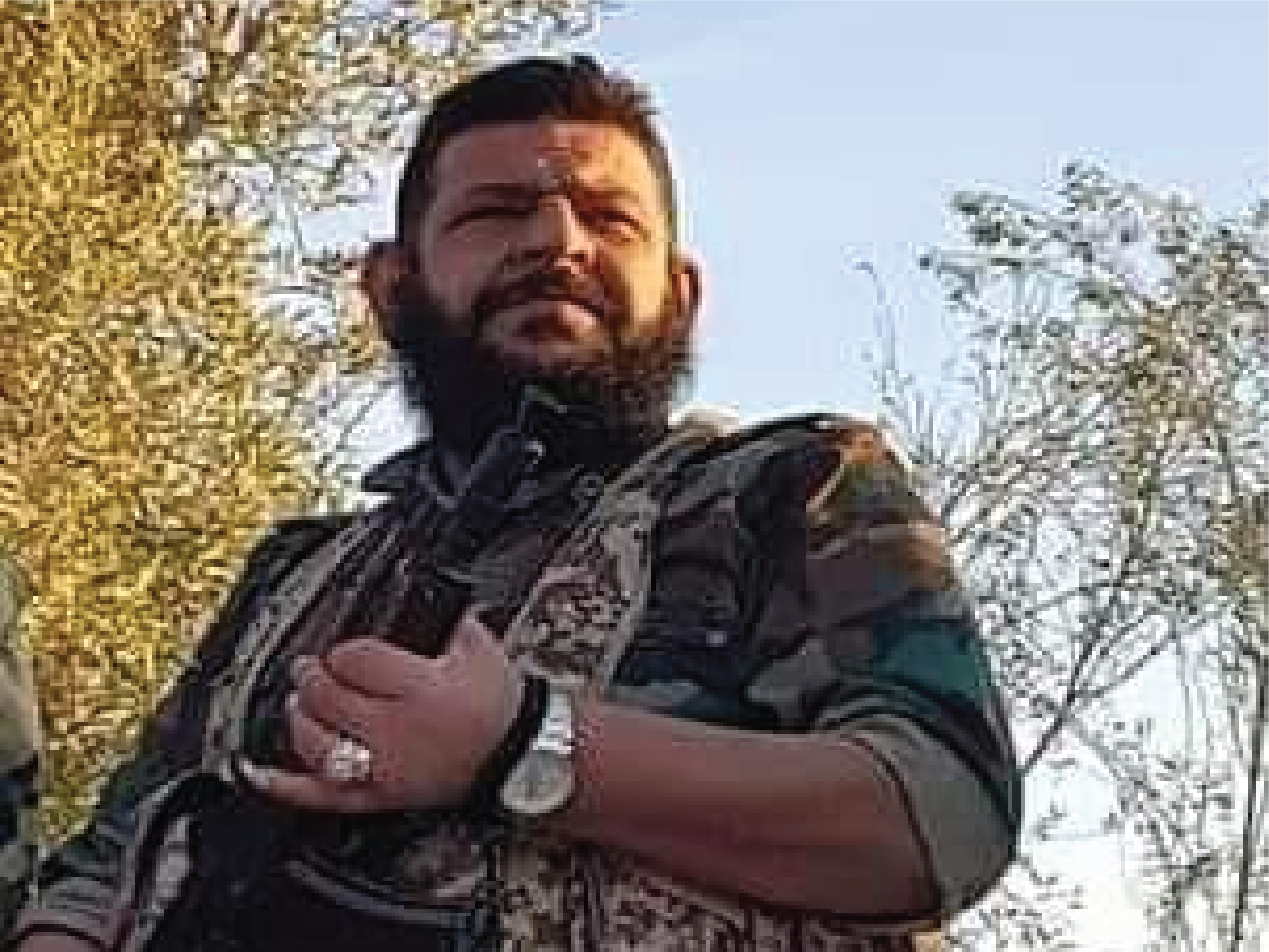 'Tiger Forces' Commander Assassinated In Syria's Damascus Suburb (Photos)