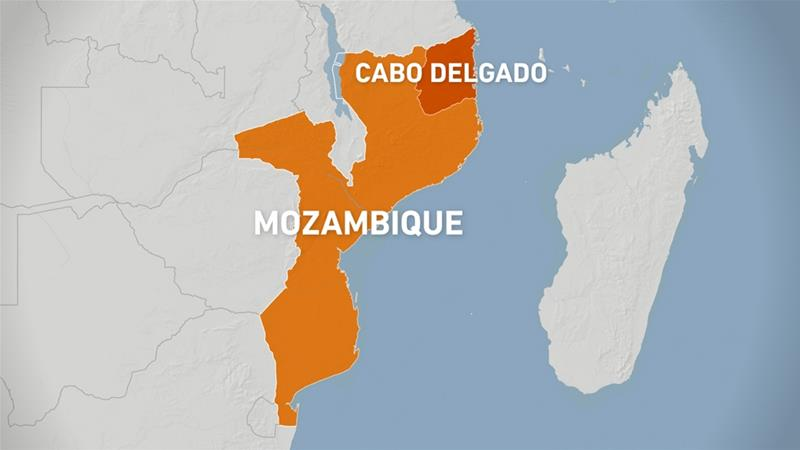 """Town of """"Beheadings"""" In Northeastern Mozambique Returned Under Government Forces Control"""