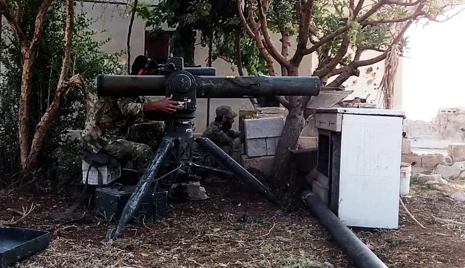 Jaysh Al-Izza Reportedly Killed Russian Service Members In Syria's Idlib