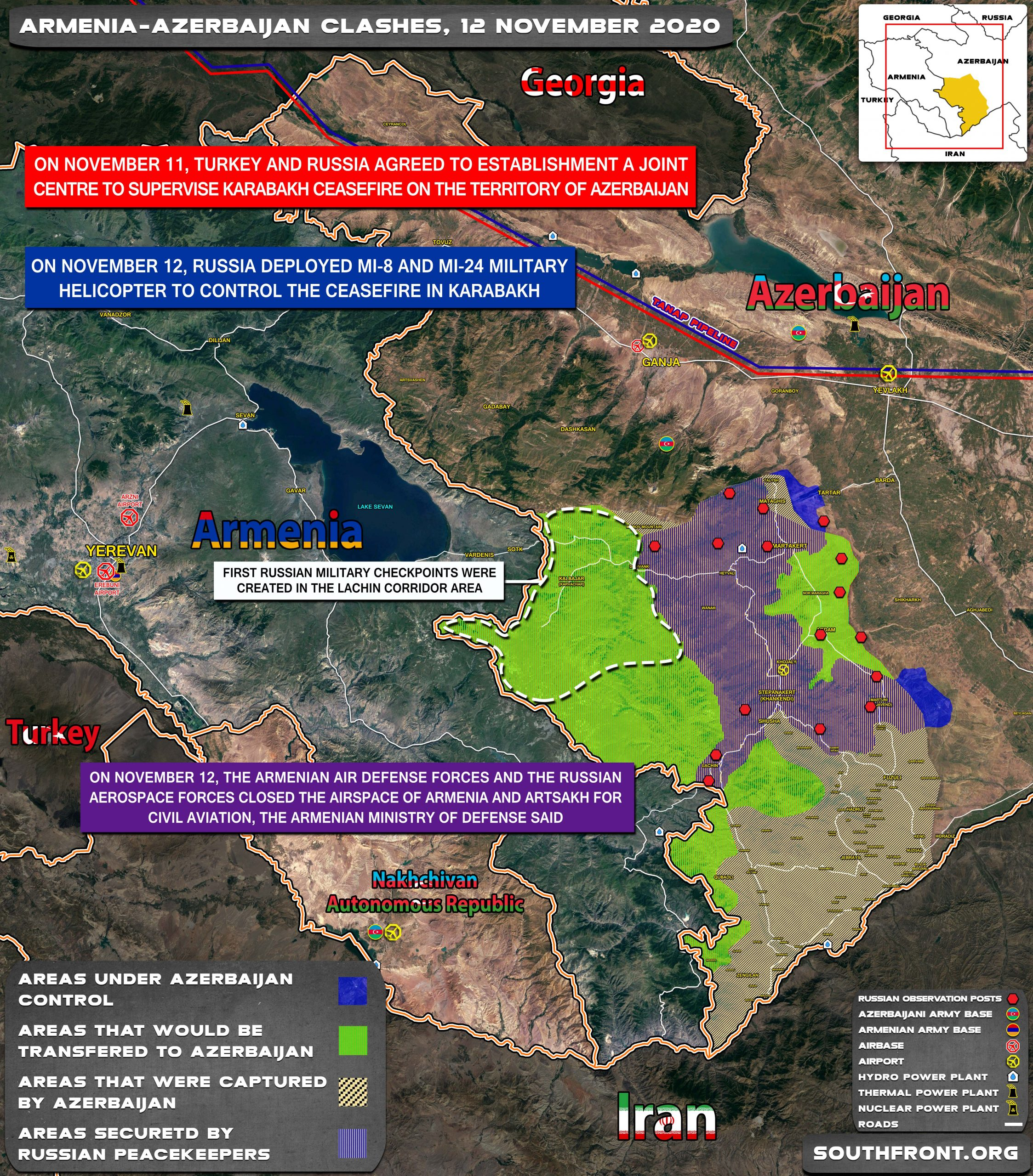 What We Know About Russia's Peacekeeping Force In Nagorno-Karabakh