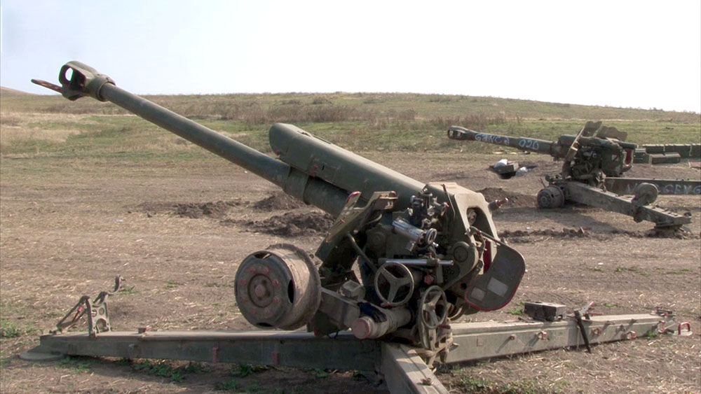 Armenia Claims It's Pushing Back Azerbaijan, Russia Says More Militants From Syria Were Deployed