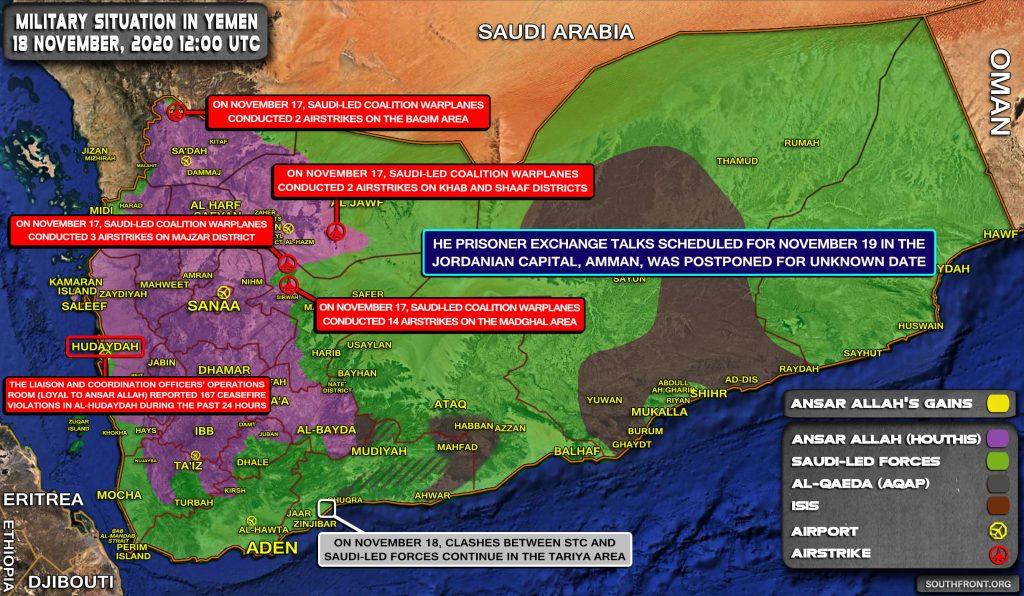 The Yemen Civil War Arms Bonanza