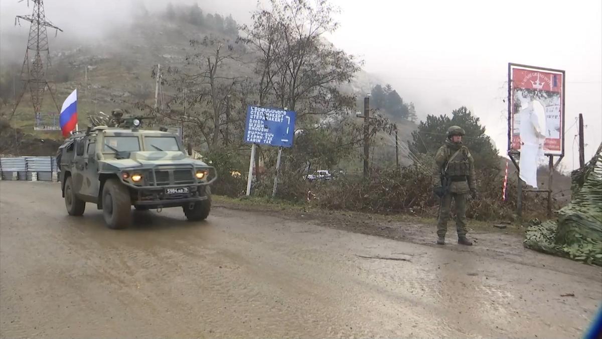 Artsakh President Thanks Putin For Help In Ending Karabakh War, Russian Defense Minister Visits Azerbaijan